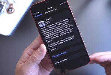 Apple correggera il bug della trasparenza di App Tracking nel nuovo hyQE5B 1 12