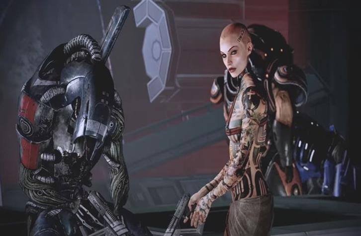 La recensione di Mass Effect Legendary Edition viene bombardata per U0v0JJ0c 1 1