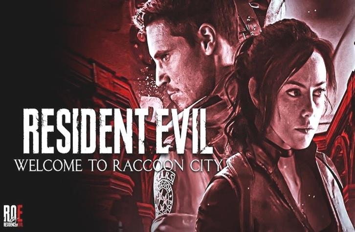 Resident Evil: Welcome to Raccoon City' conferma che sono in corso le  riprese • Axy News