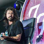Kurt Cobain sta ridendo di te Dave Concerto dei Foo FighterszOstPrc 5