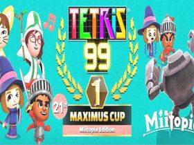 La 21esima Maximus Cup di Tetris 99 sara basata su Miitopia TdIQUF3 1 20
