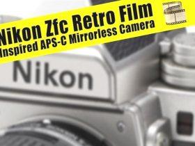 La fotocamera in stile retro di Nikon per meno di 1000 dollari oV3F1 1 17
