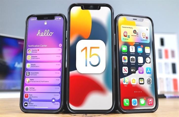 iOS 15 porta i widget per App Store contatti e altro n0WI5F9ky 1 1