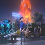 Ci sara un sequel di Trollhunters Rise of the Titans Sequel zDIkDVV 1 5