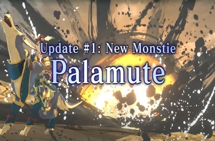 Come ottenere un uovo Palamute in Monster Hunter Stories 2 16Dx1 1 1