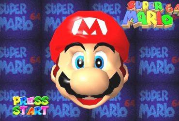Il gioco Super Mario 64 vende per la cifra record di 15 milioni di J45i0X 1 36