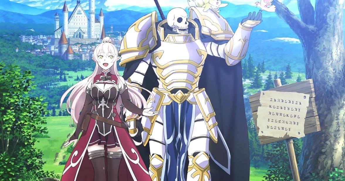 Skeleton Knight in Another World Stagione 1 Tutto quello che sappiamo acC8GhgeP 1 1