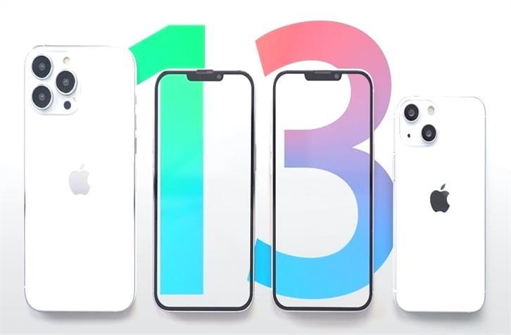 iPhone 13 dotato di nuove tecnologie in uscita a settembre 7FcjG 1 1