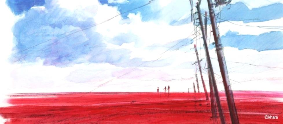 Evangelion 30 10 film poster FHL0Qv2AS 2 4