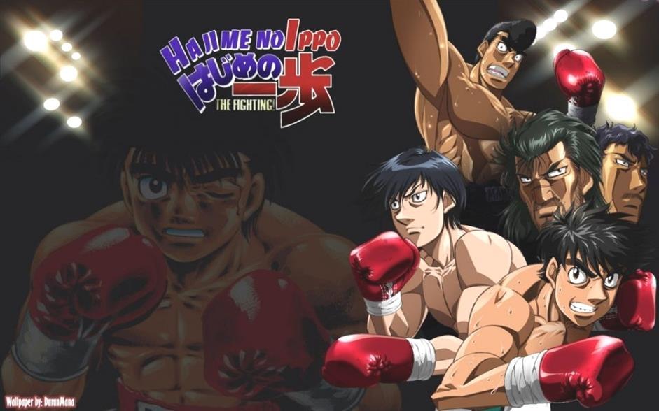 Hajime no Ippo qdKcP8AGE 6 8