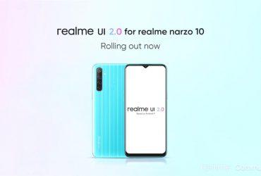 Realme Narzo 10 riceverebbe laggiornamento stabile di Android 11 bmk7B 1 12