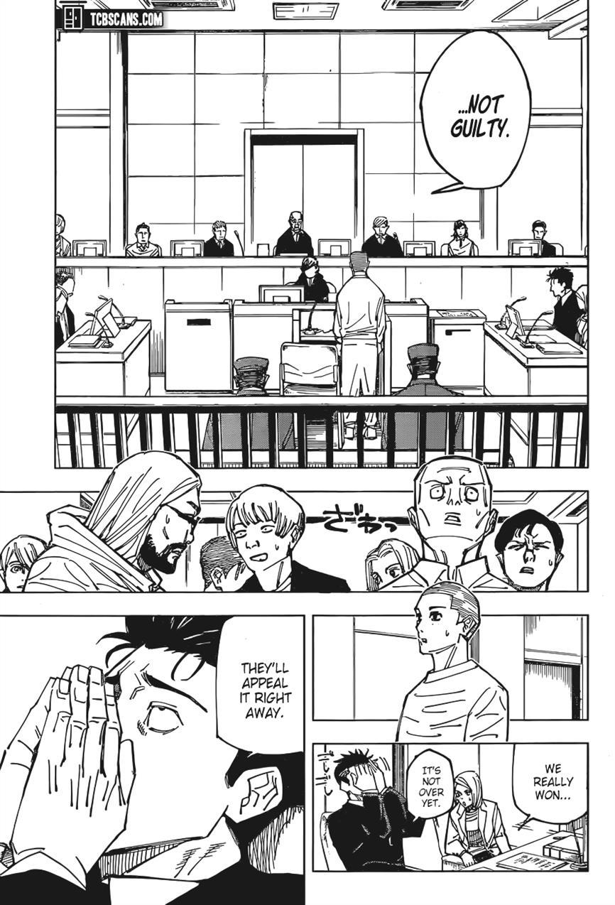 Jujutsu Kaisen Capitolo 160 Spoiler Reddit Recap Data di uscita e JTRzF 3 5