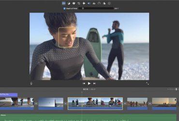 Apple aggiorna lapp iMovie per Mac OucFGMr 1 27
