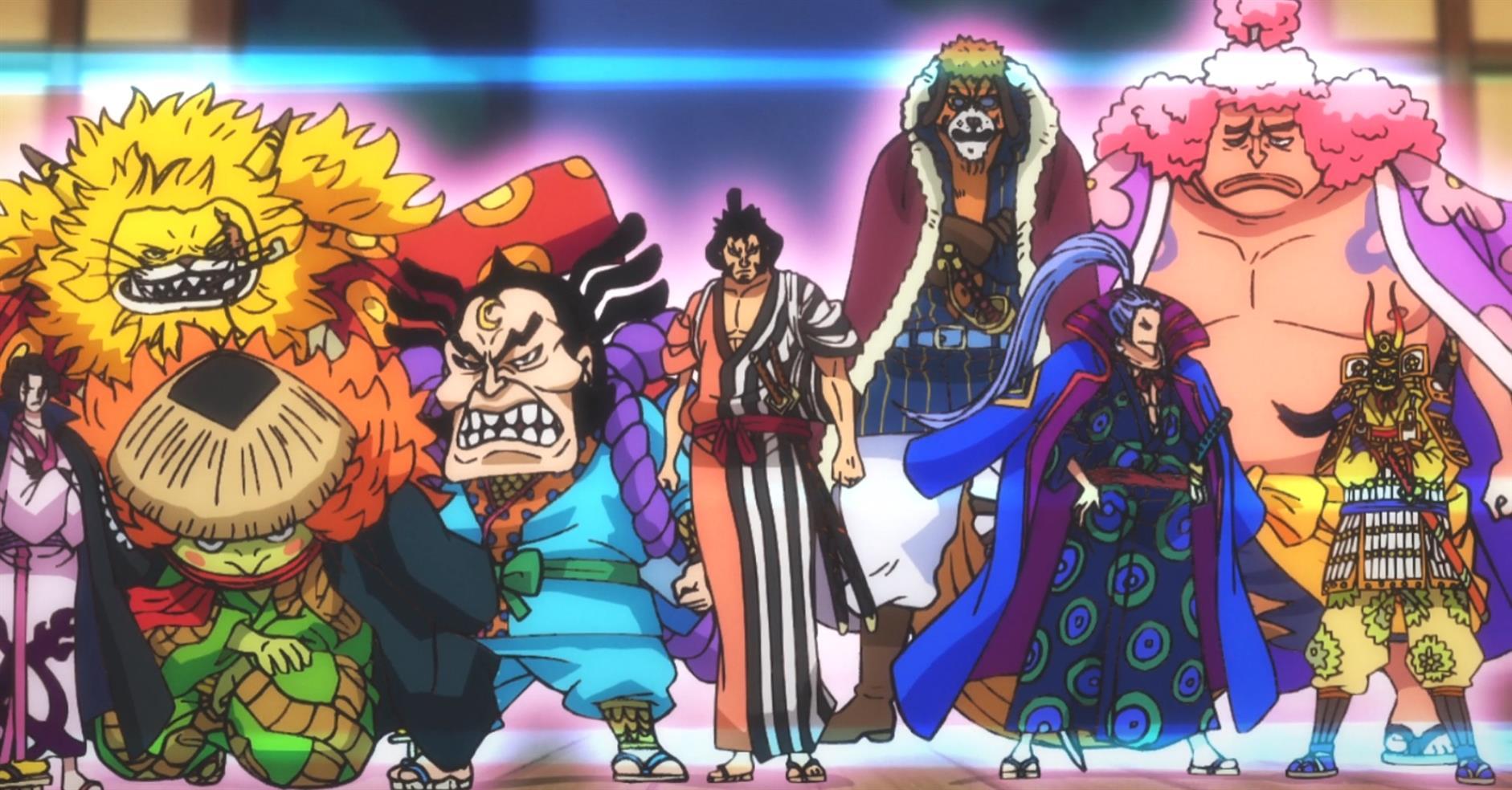 One Piece Episodio 996 Spoiler riassunto data di uscita e tempo sCki9O 2 4